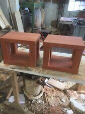 Solid Oak Heavy Duty Speaker Stands -  For Andre Tomei