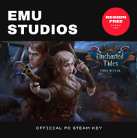 Uncharted Tides: Port Royal (PC) Steam Key Region Free Hidden Object Game