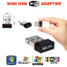 Mini USB WiFi WLAN 150Mbps Wireless Network Adapter 802.11n/g/b Dongle NEW 2019