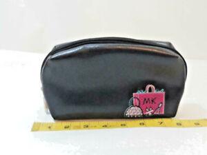 Mary Kay Girlfriend Makeup Cosmetic Zipper Bag w/ Pockets Black ~ Ships FREE