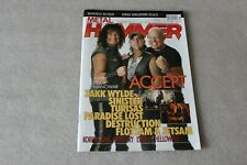 Metal Hammer 2/2011 - Accept, Manowar, Epica, Paradise Lost, Sinister