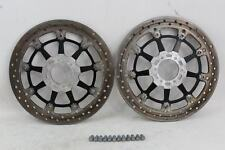 KTM RC8R RC8 R 2014 Brembo Front Brake Rotors Rotor & Bolts Discs Disc RUST