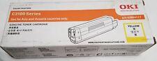 OKI TCOC3100YELLOW Toner Cartridge for C3100