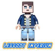 LEGO Minifigure - Minecraft Skin 8 - minifig min041 FREE POST