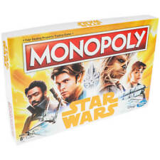Hasbro Hase1702102 Monopoly Star Wars Han Solo Game Multi-colour One Size