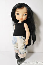 """Disney Baby doll clothes Jean suits clothing Animator's collection Princess 16"""""""