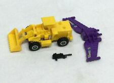 1992 G2 Transformers Constructicons Scrapper Figure Complete Devastator FREESHIP