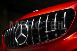 Mercedes-Benz Genuine C63 AMG Radiator Panamericana Grille for C-Class W205