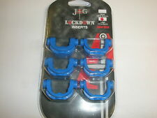 Jag Lockdown Inserts 6pk - ALL VARIETIES Carp fishing tackle