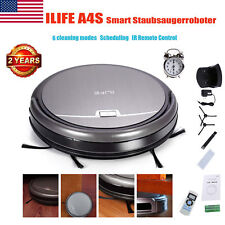 ILIFE A4S Smart Vacuum Cleaner Robot Sweeping Cleaning RemoteControl 1000 Pa US