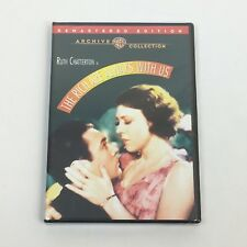 The Rich are always with us (1932) Ruth Chatterton / WARNER ARCHIVE DVD New