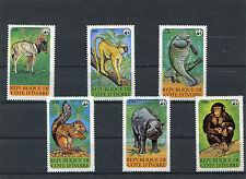 Elfenbeinküste- Tiermotive 1970 ( 13944 )