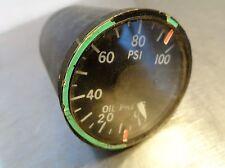 Aircraft Part 71117-1 Oil Pressure Indicator General Aero Products For Repair
