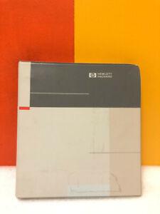 HP/Agilent 35670A Dynamic Signal Analyzer Operator's Guide