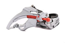 SHIMANO NEXAVE FD-C510 MTB FRONT GEAR MECH DERAILLEUR DUAL PULL TOP SWING 31.8mm