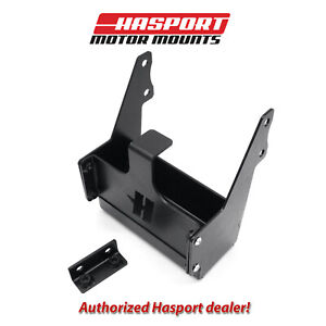 Hasport Front Mount Battery Box for Odyssey PC680MJ 1988-1991 for Honda Civic EF