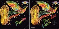 DISCO 45 GIRI   LATIN PEANUTS – PEPITO // POR DOS BESOS
