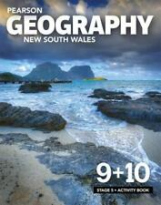NEW Pearson Geography New South Wales  - Stage 5 Year 9 + 10 By Grant Kleeman