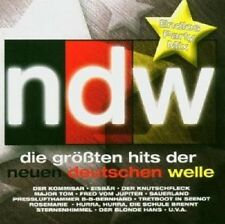 NDW-IN THE MIX CD FALCO,KARAT UVM NEUWARE