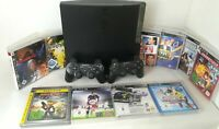 Sony PS3 Konsole 1-2 Controller 0-10 Spiele 12 120 160 320 500 GB Playstation 3