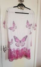 Acrylic Blend Butterfly Tops & Shirts for Women