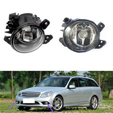 1Pair High quality Fog Light  without  Bulbs For Mercedes-Benz C230 C350 ML320