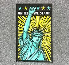 Real Skateboards United We Stand Sticker 5.5in si