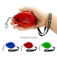 NEW Retractable Dog Leash Automatic Extendable Walking Lead for Small Puppy Dog
