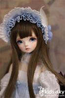 moon stone KS kids sky Doll 1/4 43.5cm Girl MSD super dollfie BJD free face up