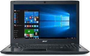 "Portátil Acer Aspire E5-573-327X /15.6""/ Intel Core i3 / 4GB RAM/ 256GB SSD"