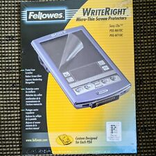 Fellowes WriteRight Screen Protector for Sony Clie (98097) pack of 12 - new