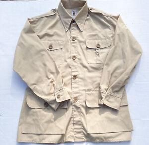 Vintage Bob Allen Sportswear Hunting Shooting Lightweight Jacket Mens 46