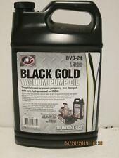 JB DVO-24 Black Gold Deep Vacuum Pump Oil- Gallon, FREE SHIP NEW IN SEALED JUG!!