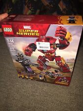 LEGO MARVEL SUPER HEROES 76104 THE HULKBUSTER SMASH-UP, Brand new *box Wear