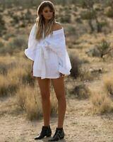 BNWT BILLABONG X ELLE FERGUSON THE JUNE KIMONO DRESS SIZE XL (14) RRP $110
