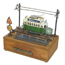 Melbourne Tram Wooden Makeup Drawer Storage Jewellery Gift Box 23x16.5x21cm