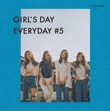 K-POP Girl's Day 5th Mini Album [GIRL'S DAY EVERYDAY #5] CD+Photobook+Photocard