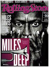 Rolling Stone April 2016 - Miles Davis, Pet Shop Boys, Black Sabbath inkl. 2 CDs
