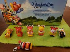 "Disney Vinylmation 1.5"" Park Set 1 Jr Junior Pairs Lot Simba Cheshire Donald Dop"