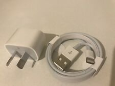 Brand New Genuine Original Apple iPhone 7,IPHONE 8, X CHARGER