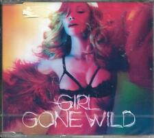 CD SINGLE 2 TITRES MADONNA GIRL GONE WILD NEUF SCELLE EUROPE 2012