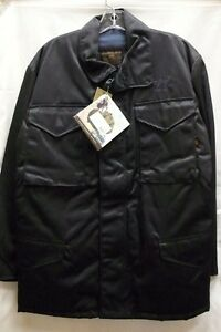 ALPHA IND US ARMY M-65 FIELD JACKET COLD WEATHER MP MILITARY POLICE USA MADE