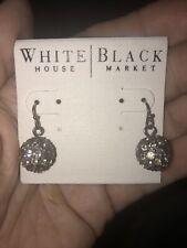 White House Black market brand new earrings