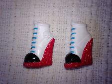 Ghoulia Yelps Shoes from Mad Science Lab Partner Monster High