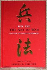ART OF WAR ~ SUN TZU ~ MILITARY STRATEGY & PHILOSOPHY ~ ILLUSTRATED HC ED ~ NEW