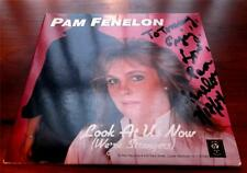 Pam Fenelon  Look At Us Now / I WIll Follow HIm  1984 Bill-Mar Autographed PS NM