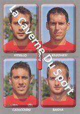N°588 MIGJEN BASHA# ALBANIA RIMINI CALCIO STICKER PANINI CALCIATORI 2009