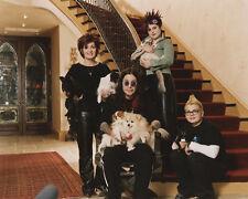 Osbournes, The [Cast] (29466) 8x10 Photo