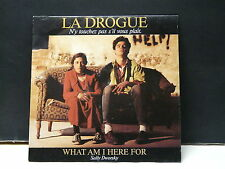 SALLY DWORSKY What am I here for film  de Jean Marie PERIER LA DROGUE 4228727587