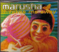 Marusha- It Takes Me Away cd maxi single eurodance germany